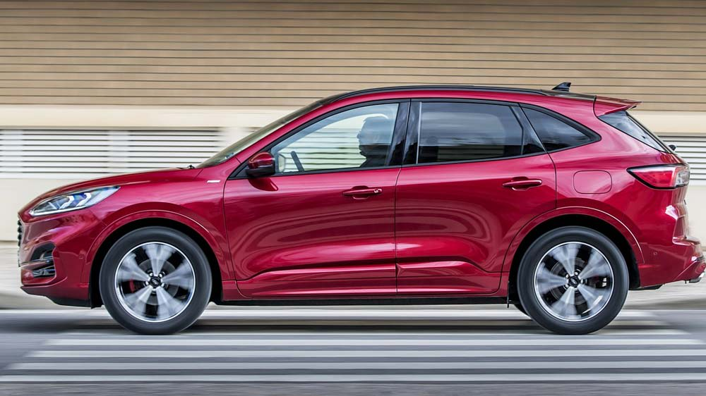 Ford Kuga Review 2021 | Select Car Leasing