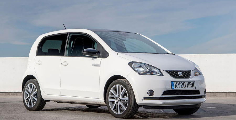 Seat Mii Electric at a glance