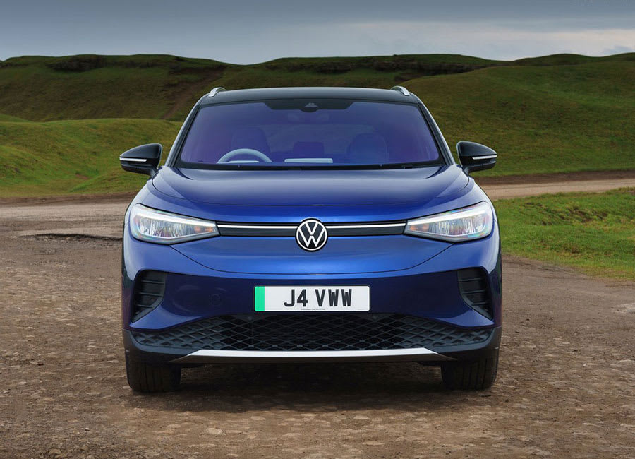 VW ID.4 front view