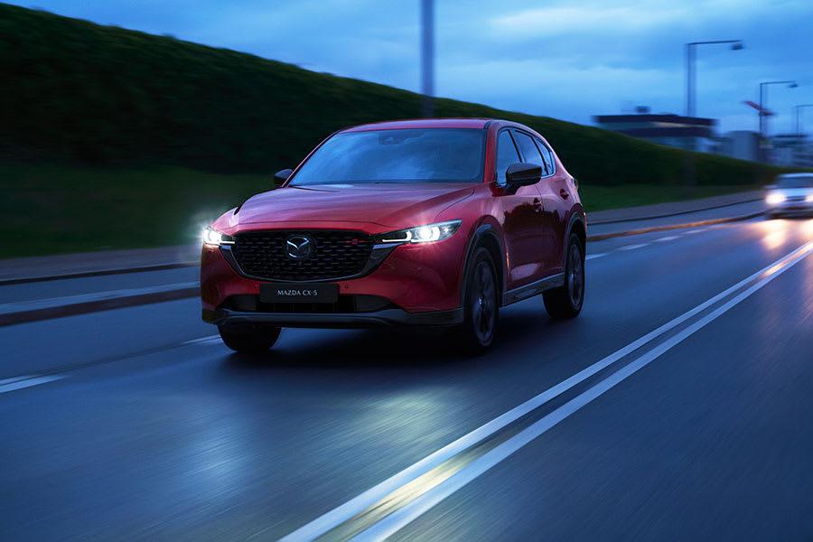 New Mazda CX-5 2