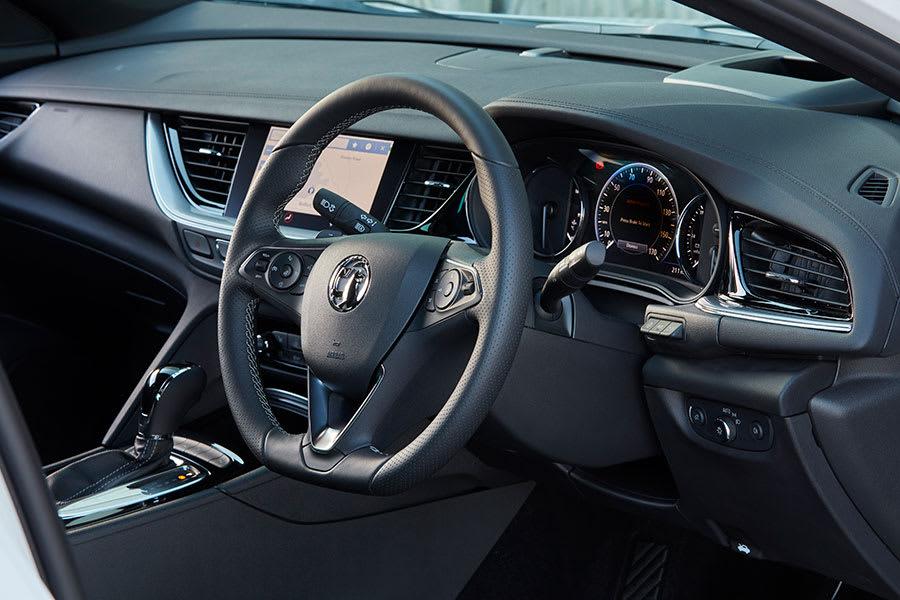 Vauxhall Insignia GSi interior 1