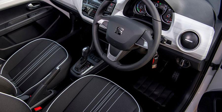 Seat Mii Electric  interior front