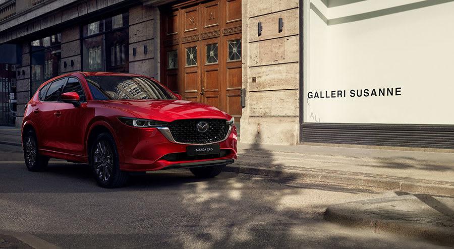 New Mazda CX-5 1