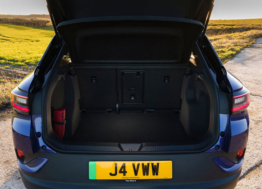 VW ID.4 boot space