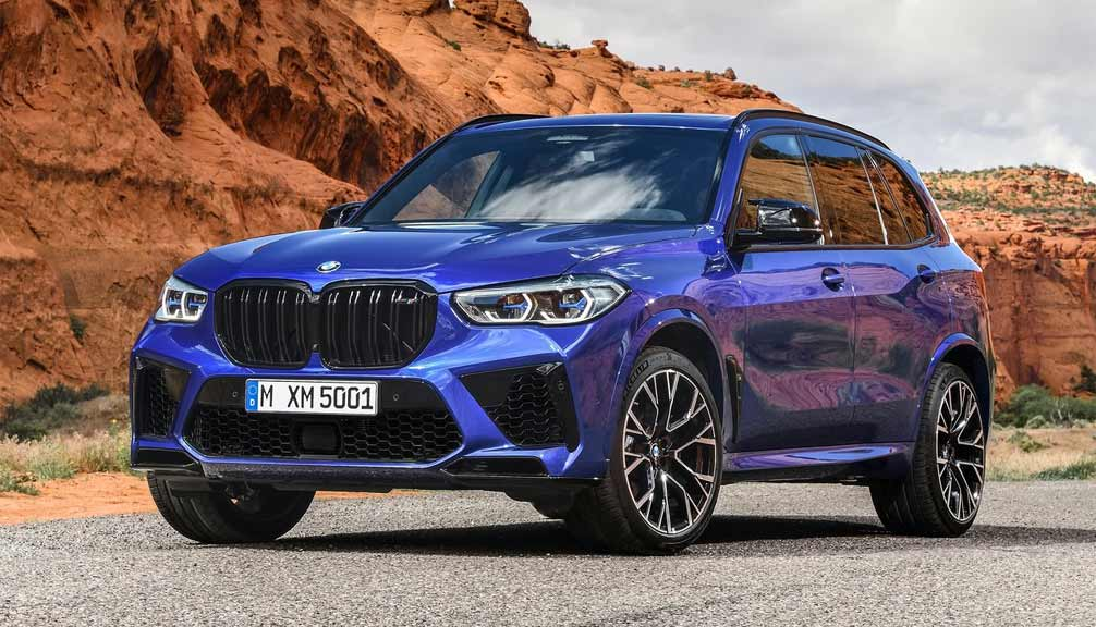Bmw X5 M Suv Xdrive X5 M Competition 5dr Step Auto Lease Select Car Leasing