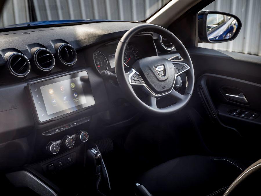 Dacia Duster Commercial Van 4