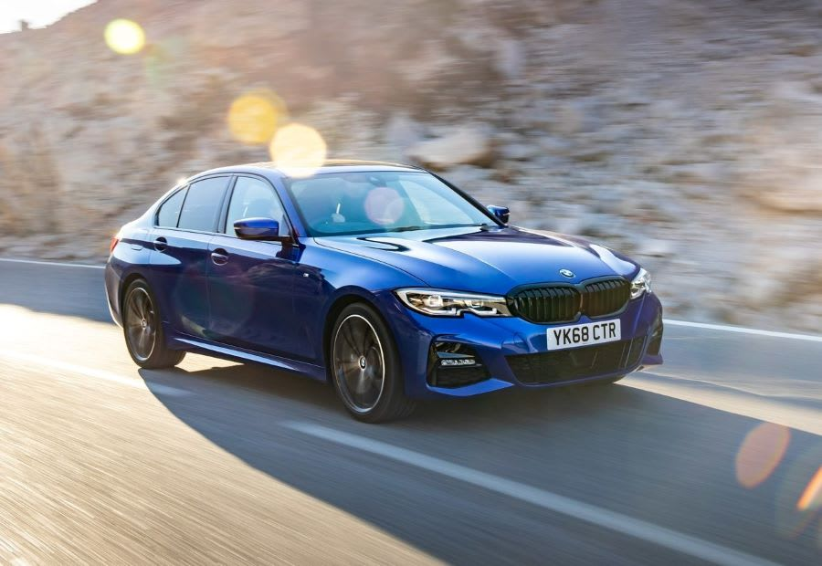 BMW 3 Series Lease Deal