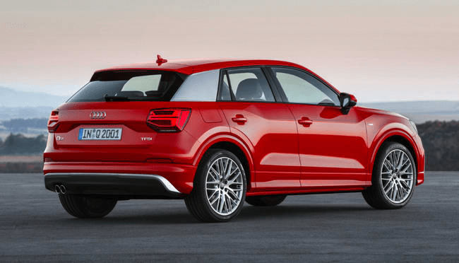 Meet the all-new Audi Q2 - News - Select Car Leasing