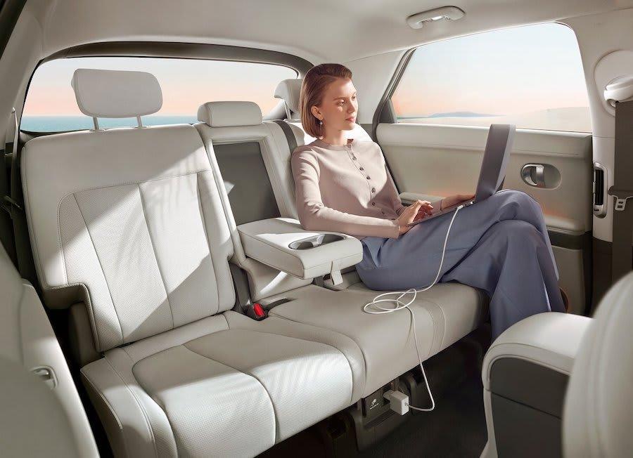 Hyundai Ioniq 5 interior 2