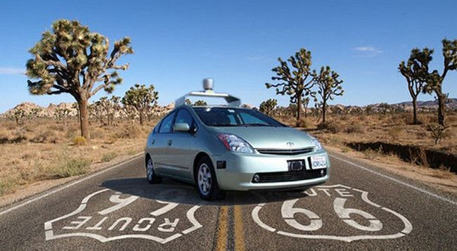 Google have said that the autonomous cars were not at fault for any of the collisons