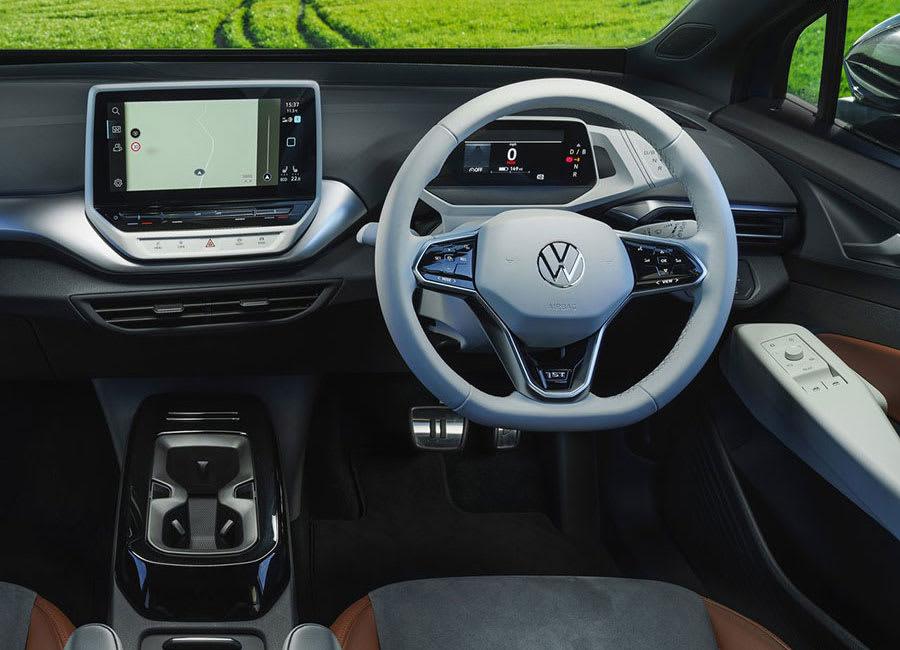 VW ID.4 interior 1
