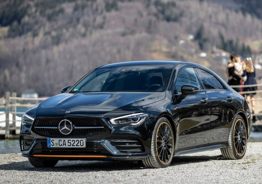 Mercedes CLA Coupe Lease Deal