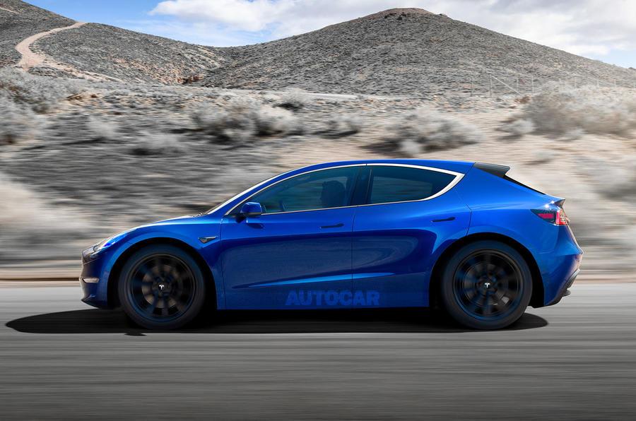 New Tesla Hot Hatch