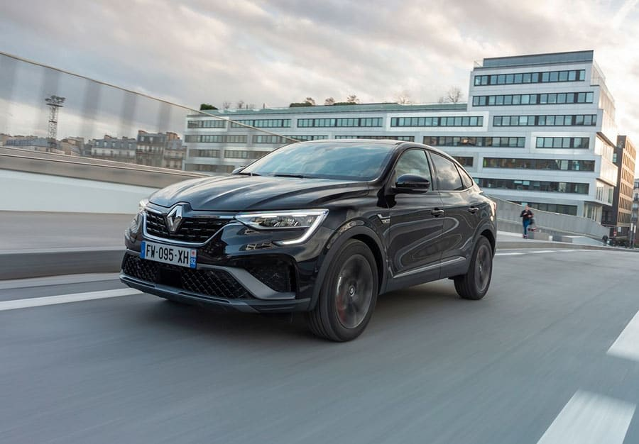 Renault Arkana 6