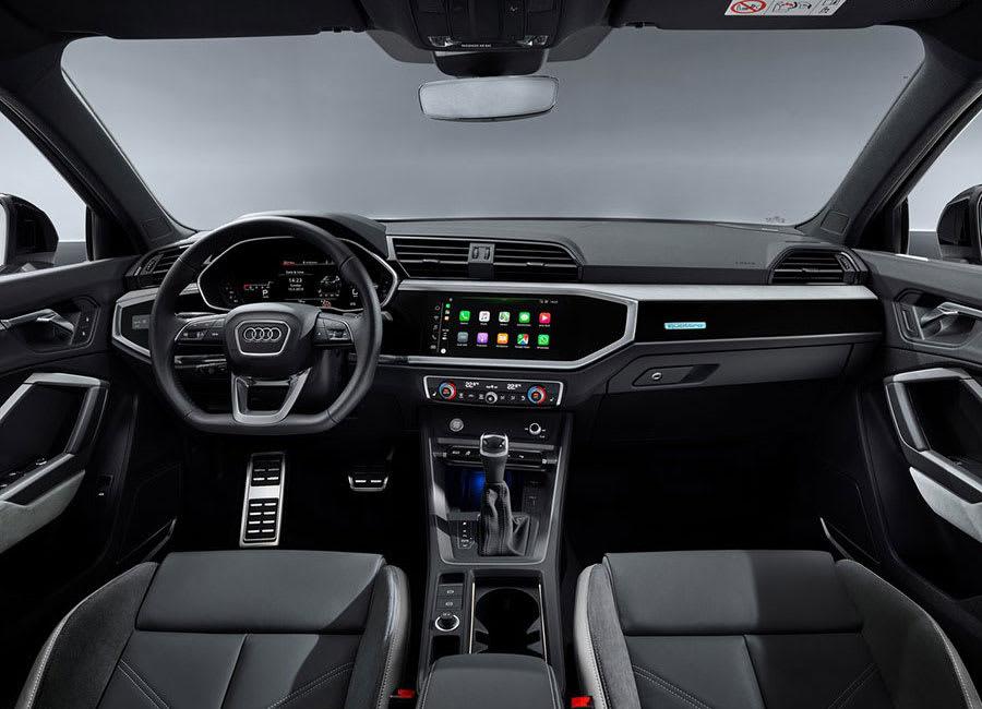Audi Q3 Sportback tech