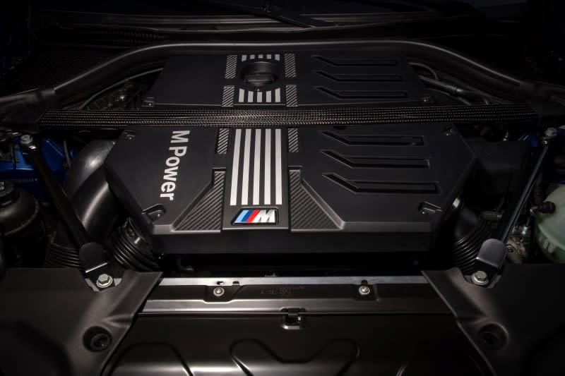 BMW X4 M and X3 M Engine