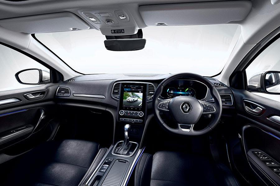 Renault Megane E-Tech Interior