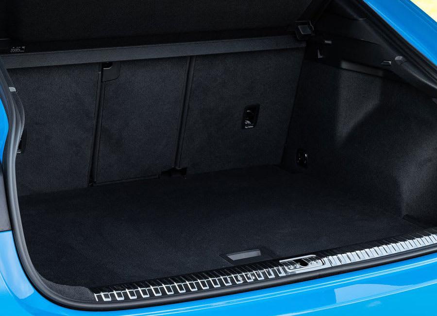 Audi Q3 Sportback boot space