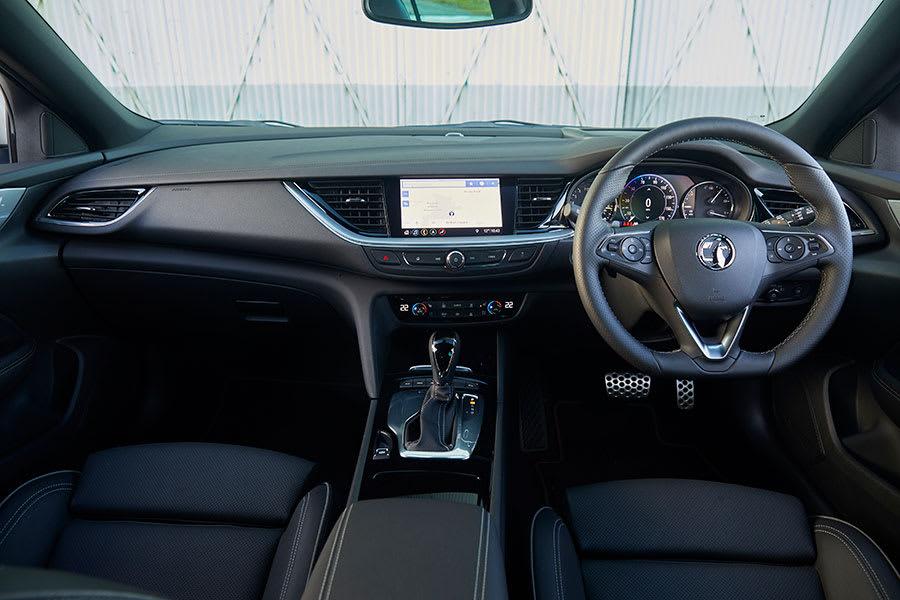 Vauxhall Insignia GSi interior 2