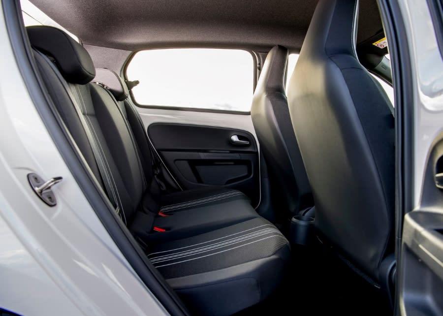Seat Mii Electric back seats