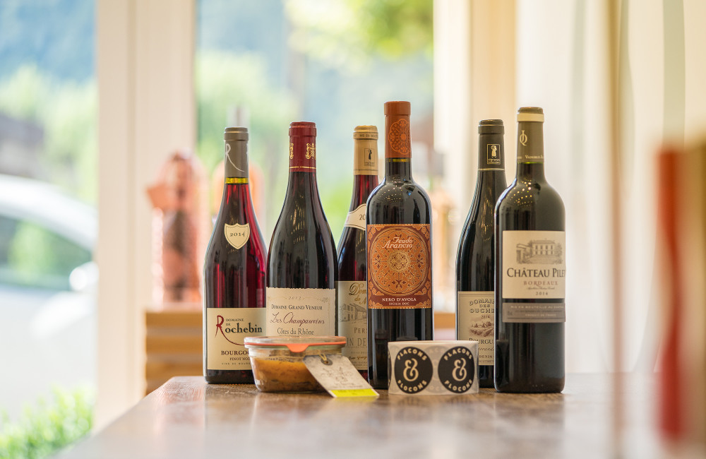 Easy Red Wine Pack