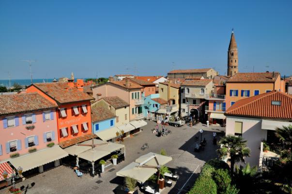 Caorle, Venetian Riviera, Italy