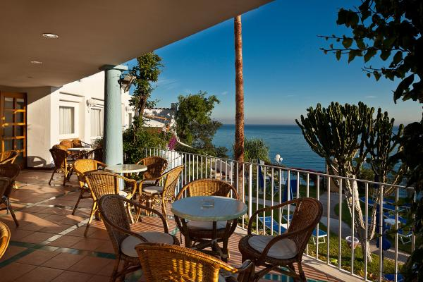 Continental Mare Hotel Ischia Italy