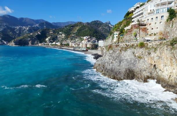 Maoiri, Amalfi Coast