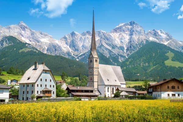 Austria Summer Holidays