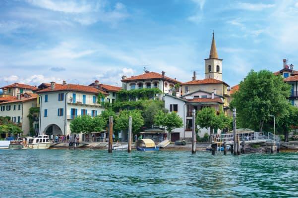 Lake MaggioreBaveno, Lake Maggiore