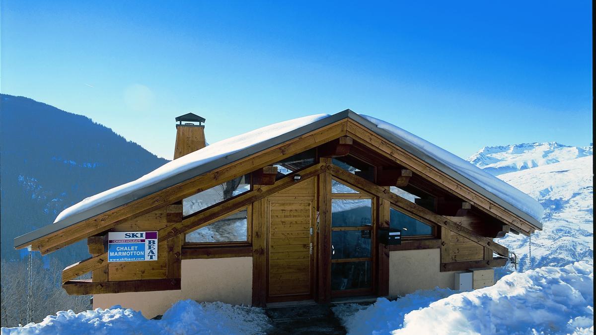 chalet marmotton plan peisey les arcs catered ski chalet holidays from ski beat