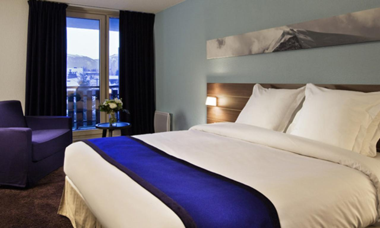 Hotel le refuge des aiglons chamonix valley france ski for Chambre chamonix