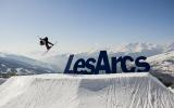 Plan Peisey, Les  Arcs,France