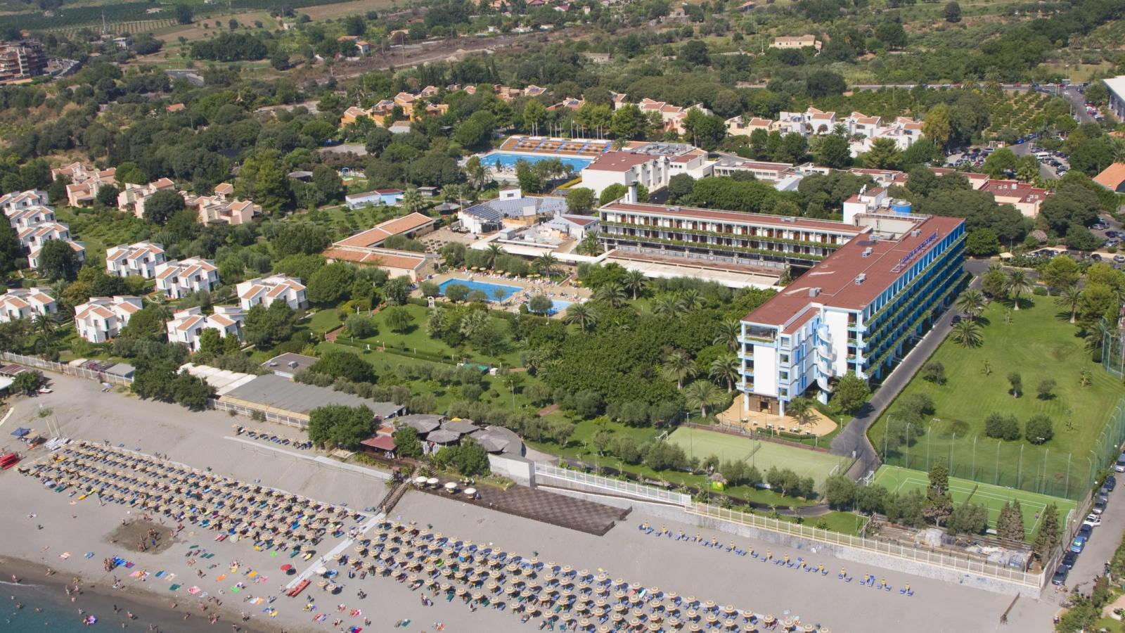 Naxos beach villette h b giardini naxos - B b giardini naxos economici ...