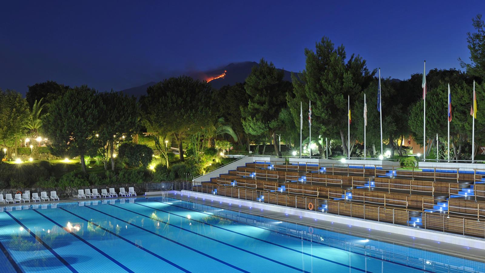 Atahotel Naxos Beach Resort Giardini Naxos Sicily