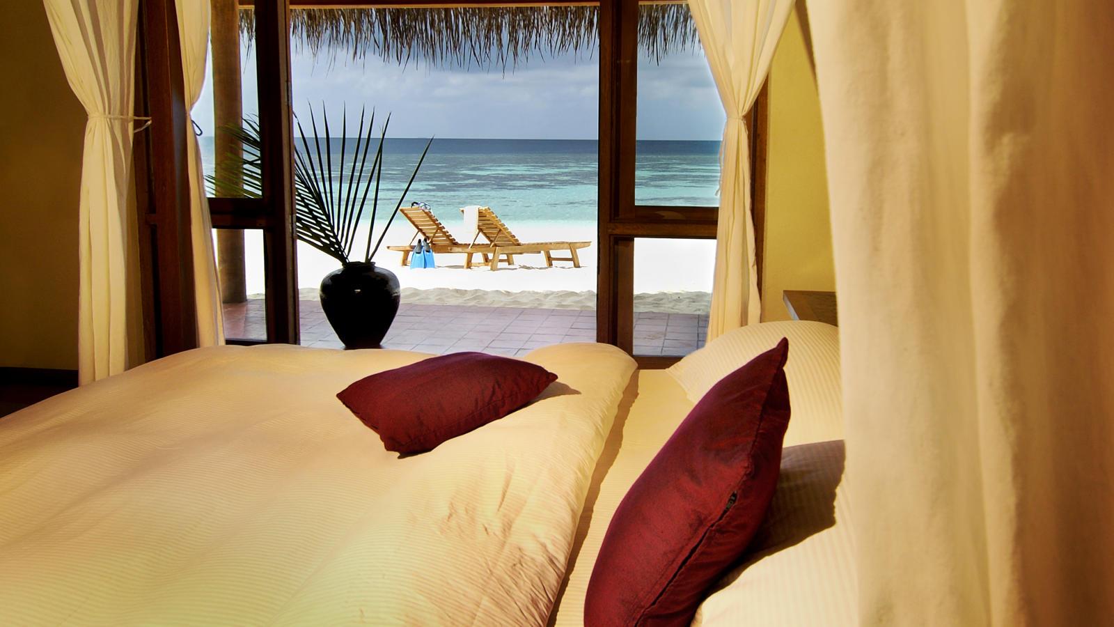 Isla Kandolhu - un hotel de Kuoni en las Maldivas