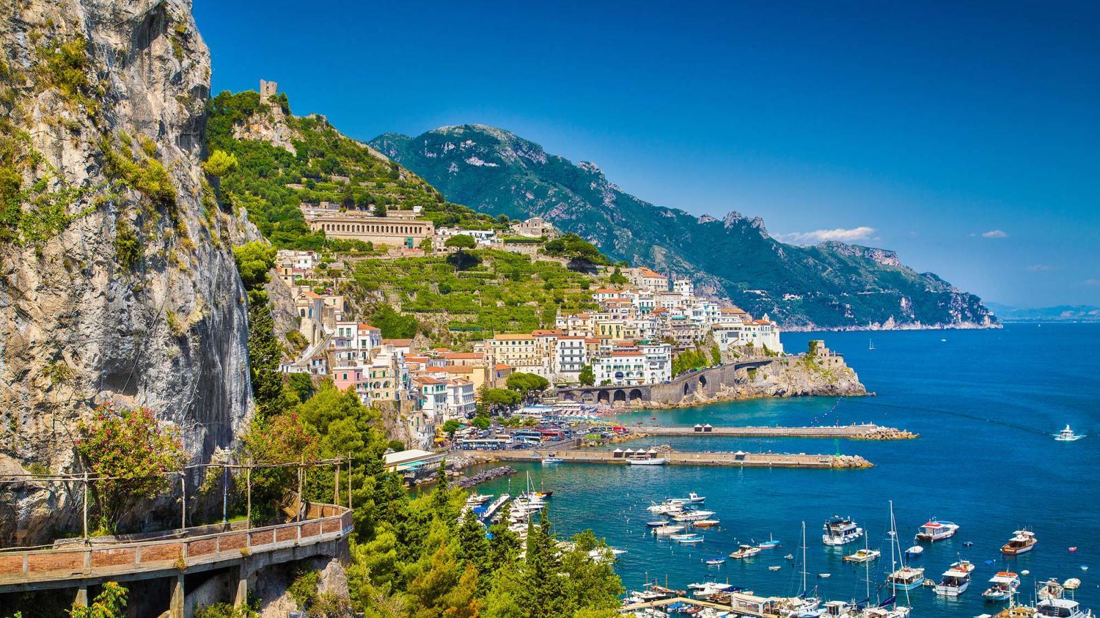 Amalfi holidays for Italia amalfi