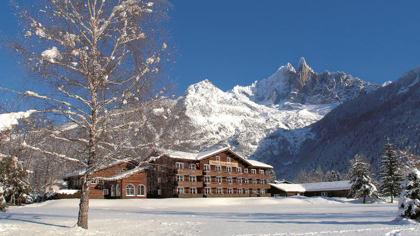 Hotel le labrador chamonix for Hotels chamonix