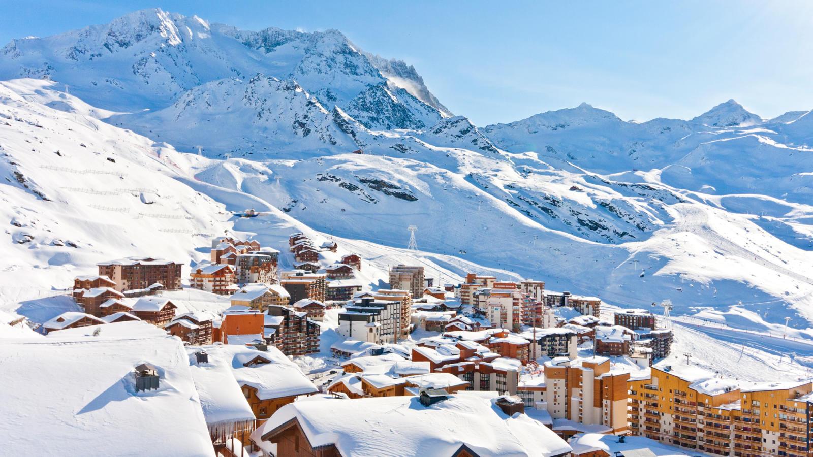 Ski Holidays To Val Thorens Topflight Ireland S No 1 Ski Operator