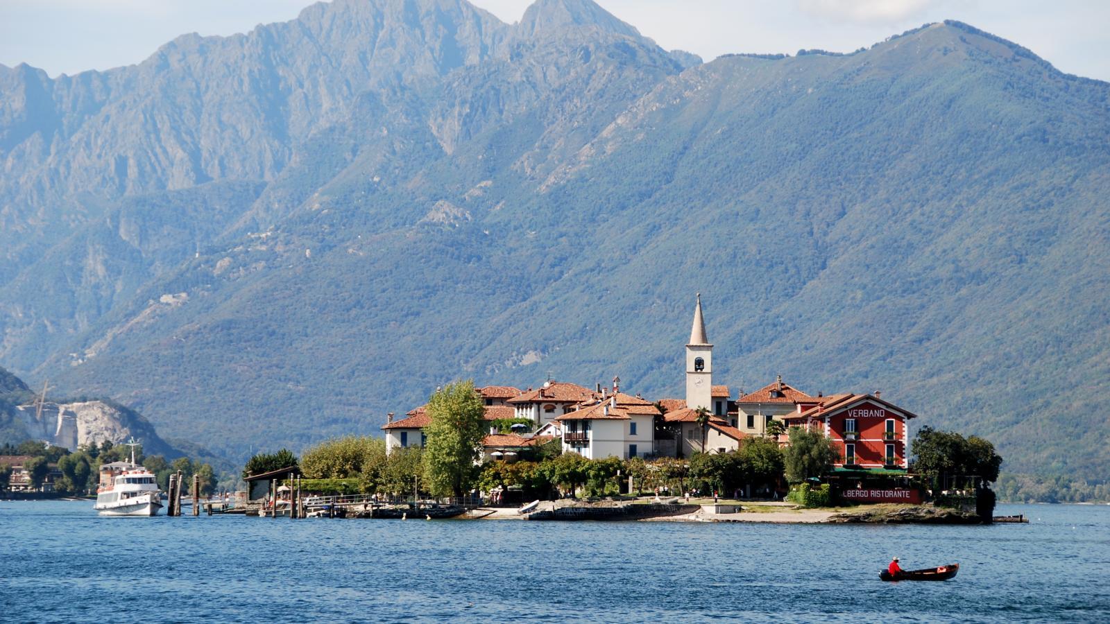 Holidays to baveno lake maggiore topflight italy for Stresa lake maggiore