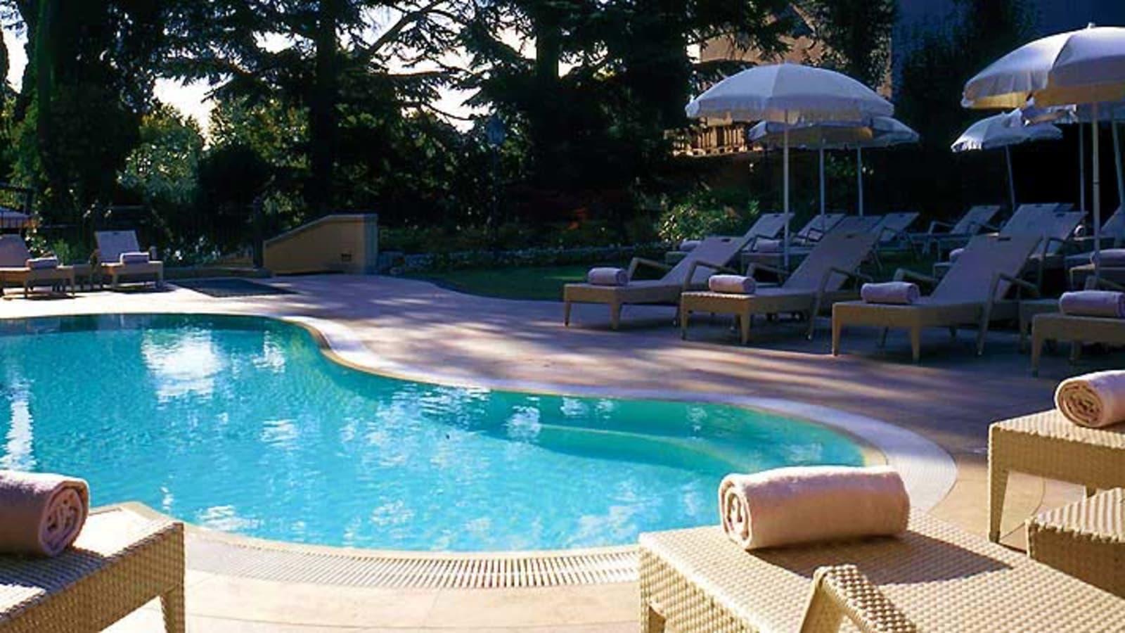 hotel villa rosa desenzano. Black Bedroom Furniture Sets. Home Design Ideas