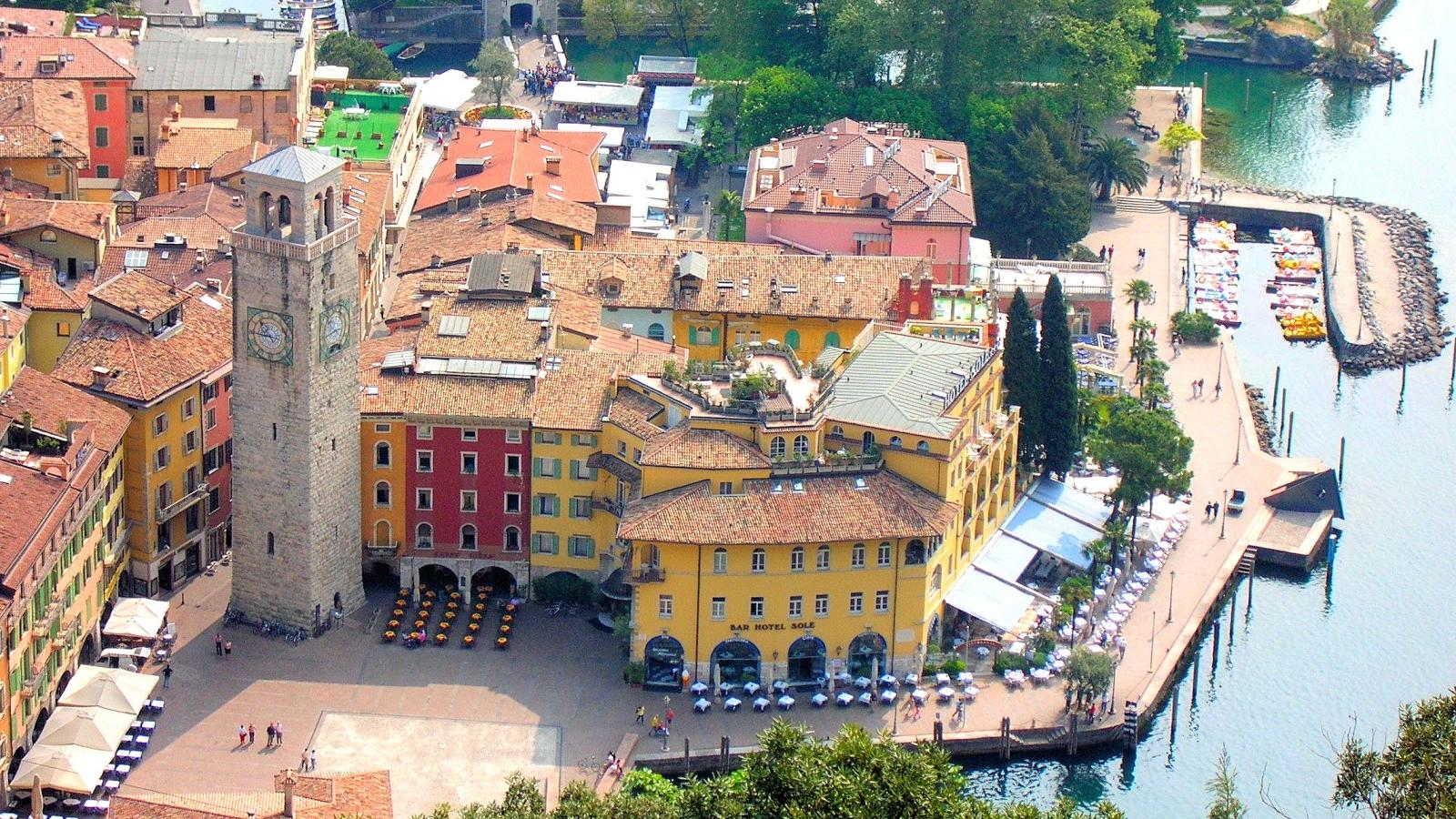 Holidays To Riva Lake Garda Topflight Ireland S