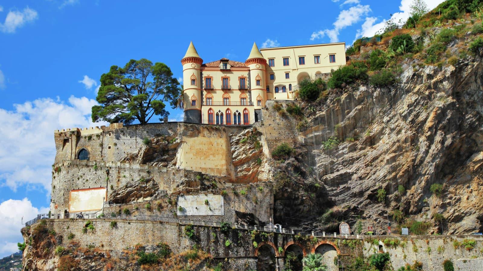 Maiori holidays amalfi coast with topflight for Italia amalfi