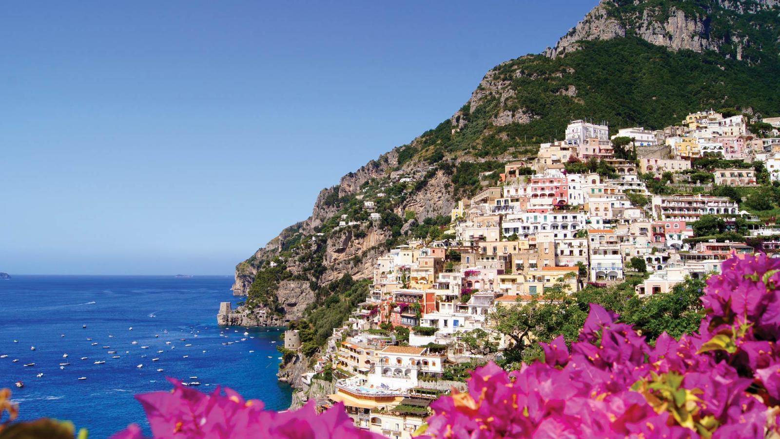 Sorrento the amalfi coast holidays 2017 topflight for Amalfi to positano