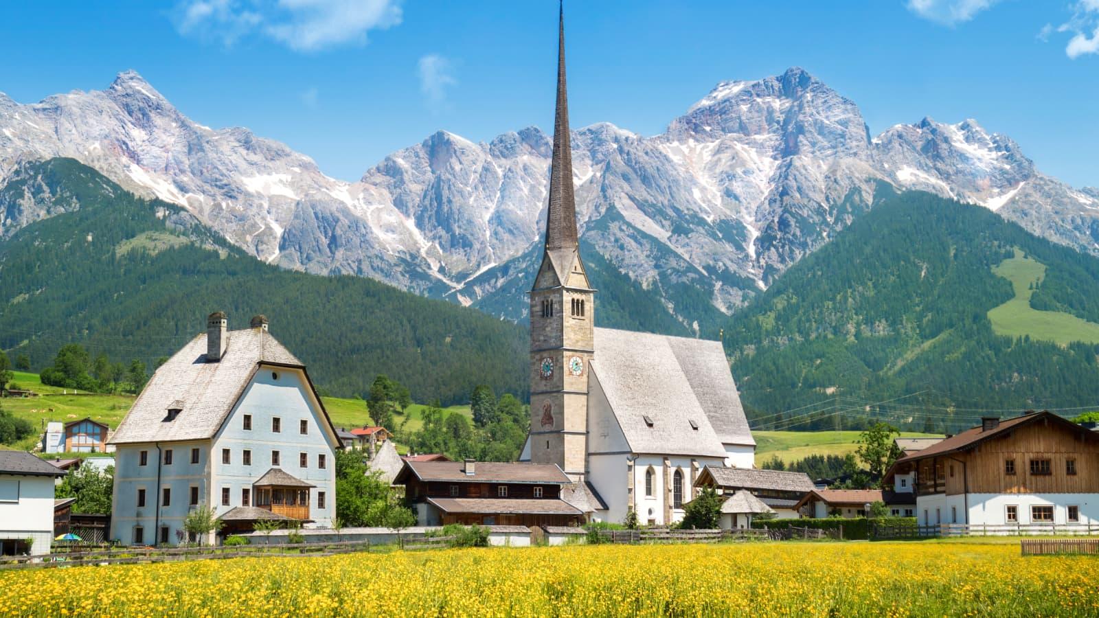 Austria | Summer Holid...