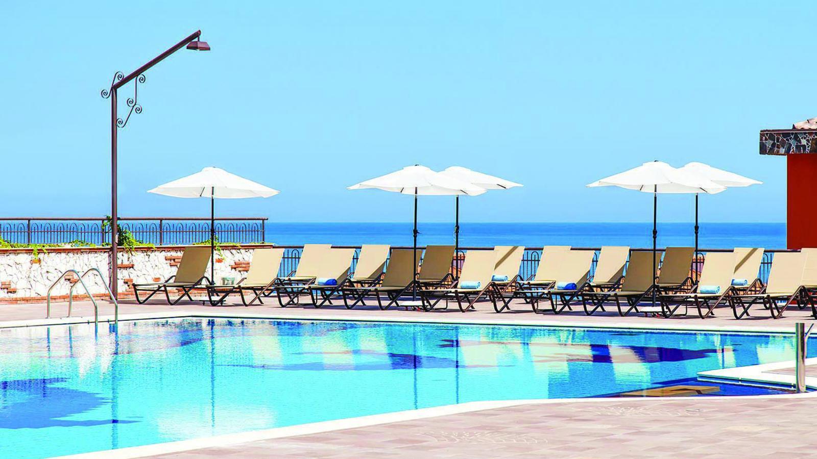 5 hotel diamond giardini naxos topflight sicily - Hotel ai giardini naxos ...