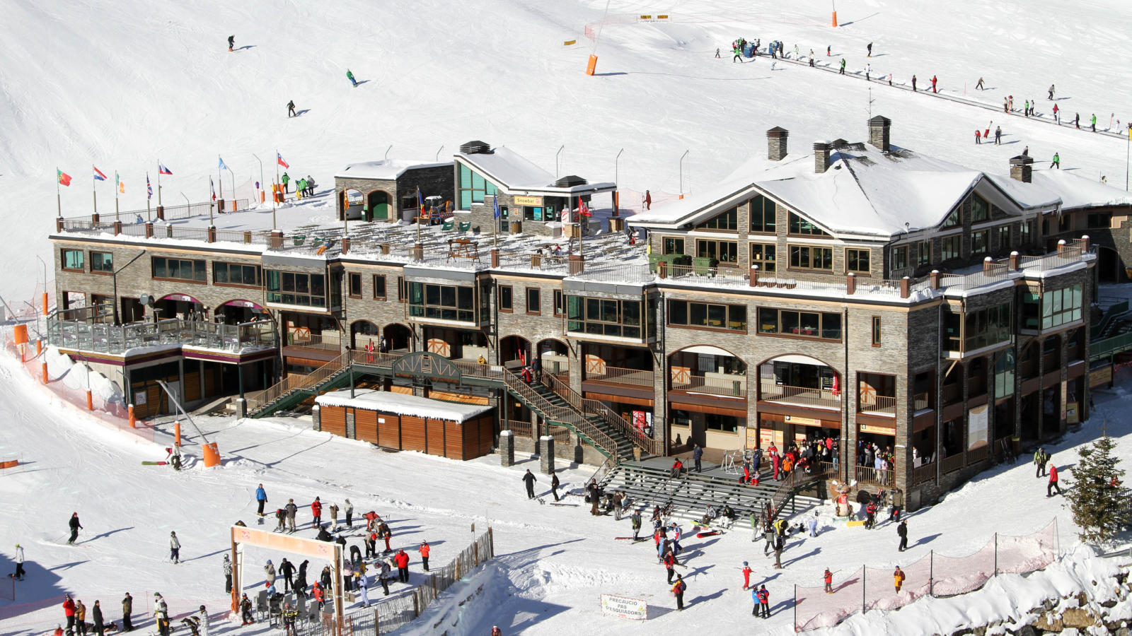 Arinsal Andorra  City new picture : Ski Andorra Arinsal & Pal St Moritz Apartments Ski Holidays 2016 ...