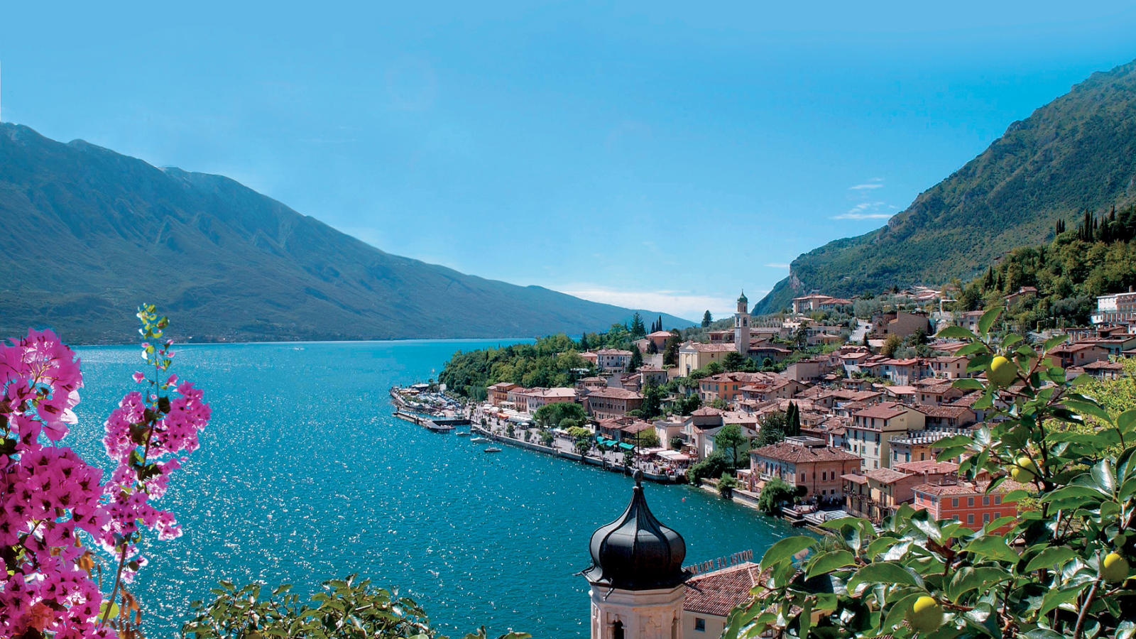 Holidays To Limone Lake Garda 2014 Topflight