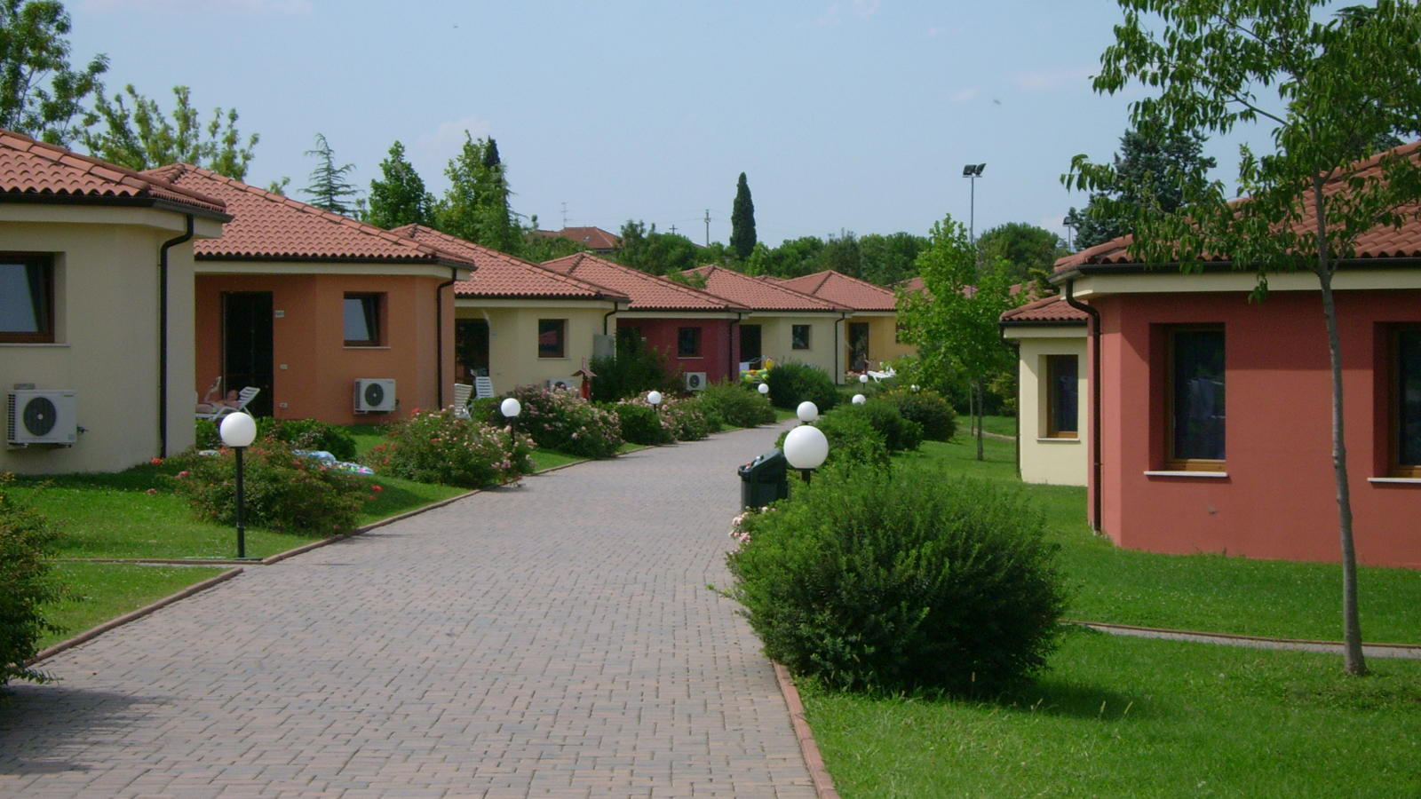 Bella Italia Bungalows And Apartments Peschiera