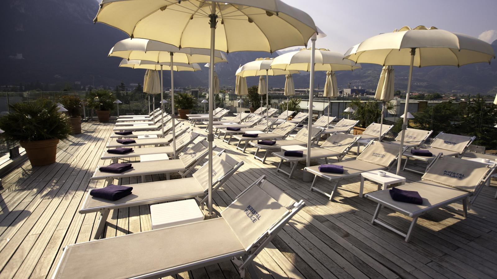 Hotel Kristal Palace Riva